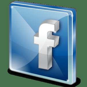 Facebook Logo Png 3d 300x300