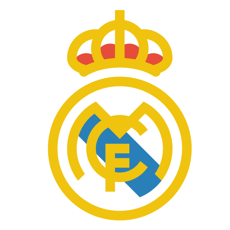 Real Madrid Icon Clipart Logo Png