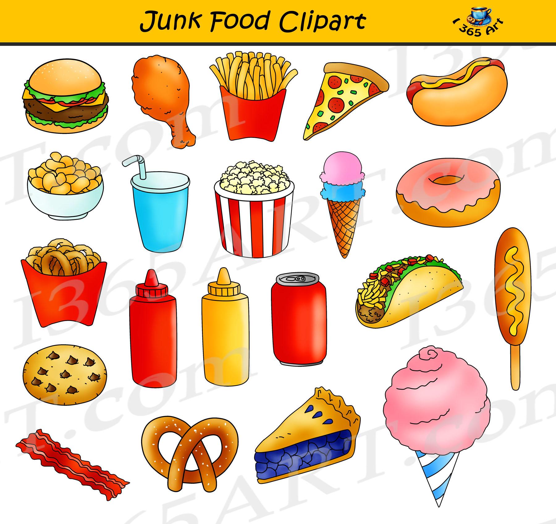 Build A Burger Clipart Hamburger Maker Bundle