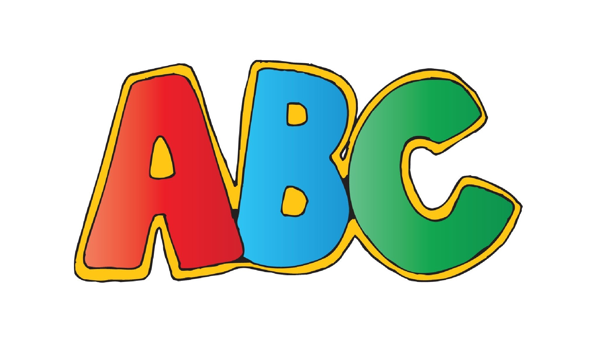 Library Of Abc Order Vector Files Clipart Art