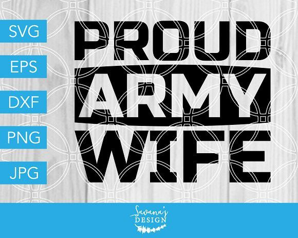 Download Library of army wife graphic transparent download svg png ...