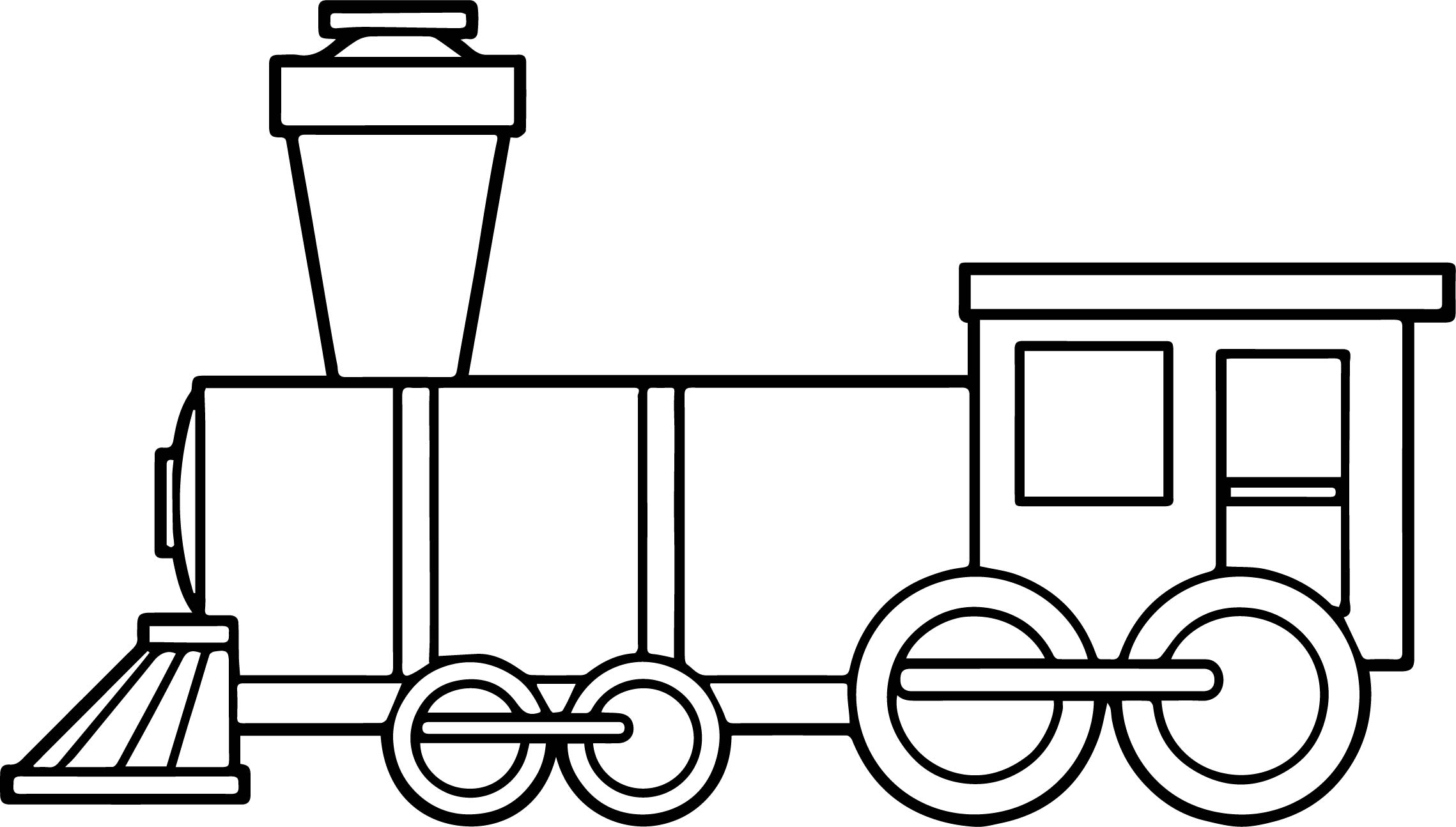 Library Of Black And White Image Download Train Carts