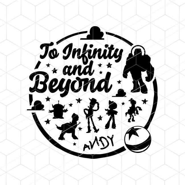 Download Library of to infinity and beyond clip art freeuse ...