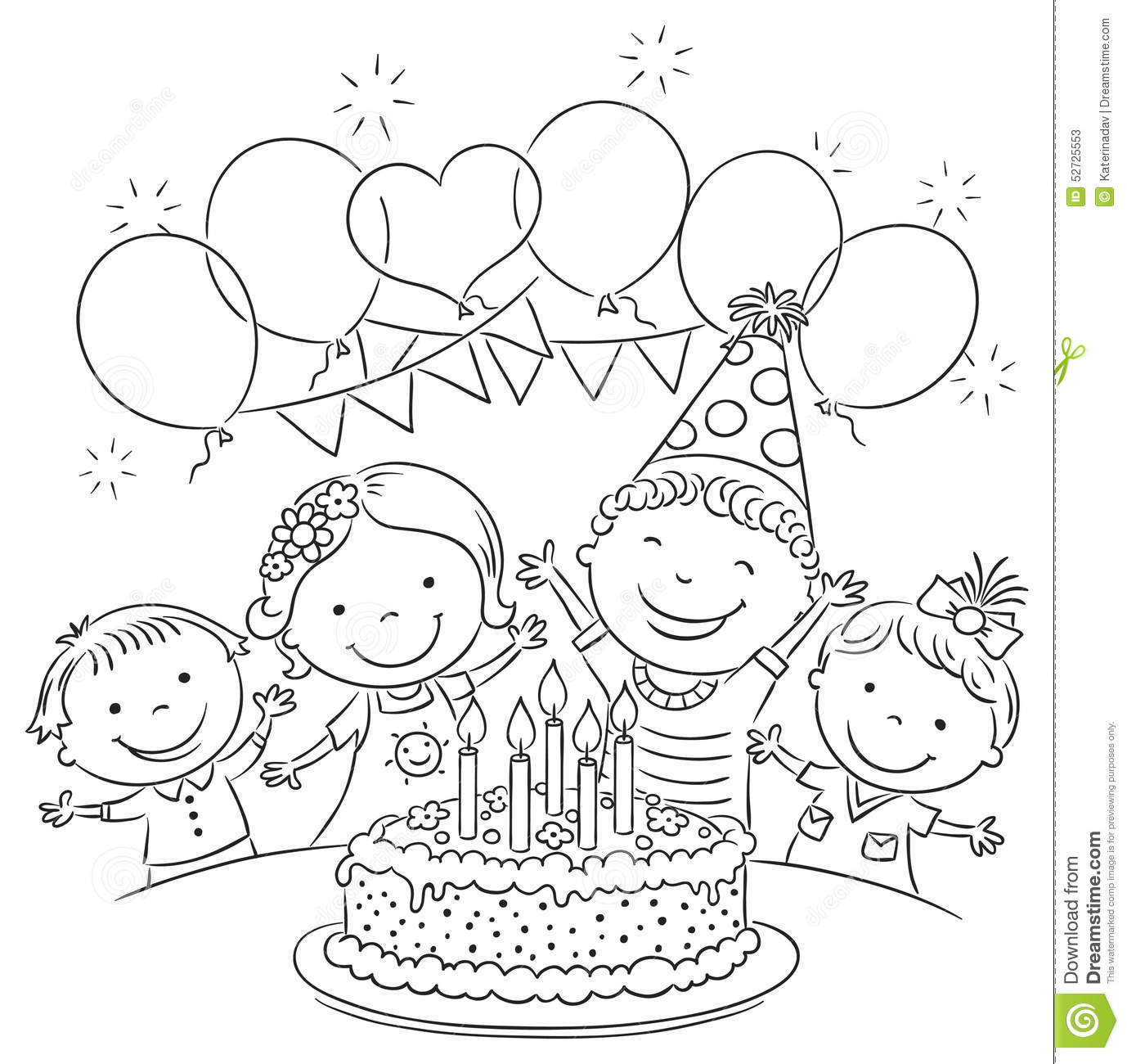 Library Of Celebratoin Bw Svg Transparent Files