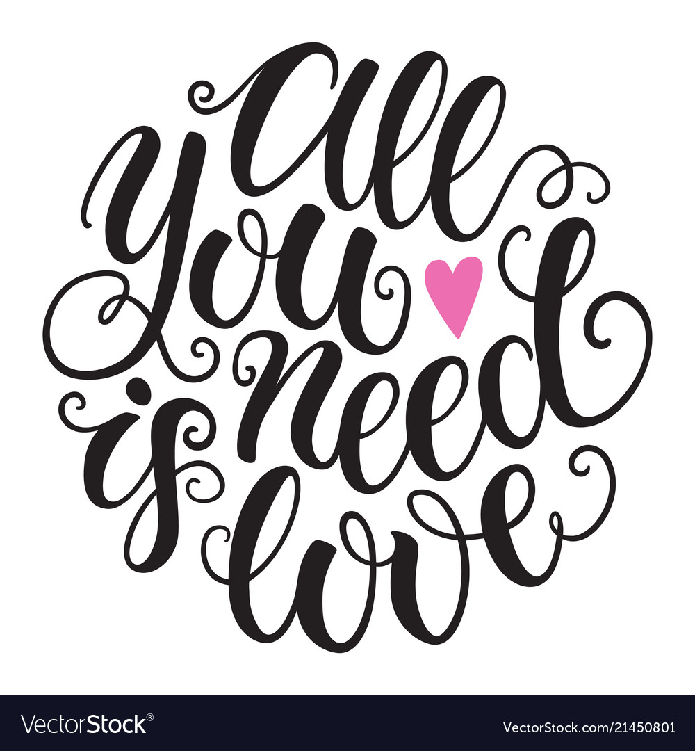 Download Library of love is all you need heart svg library png ...