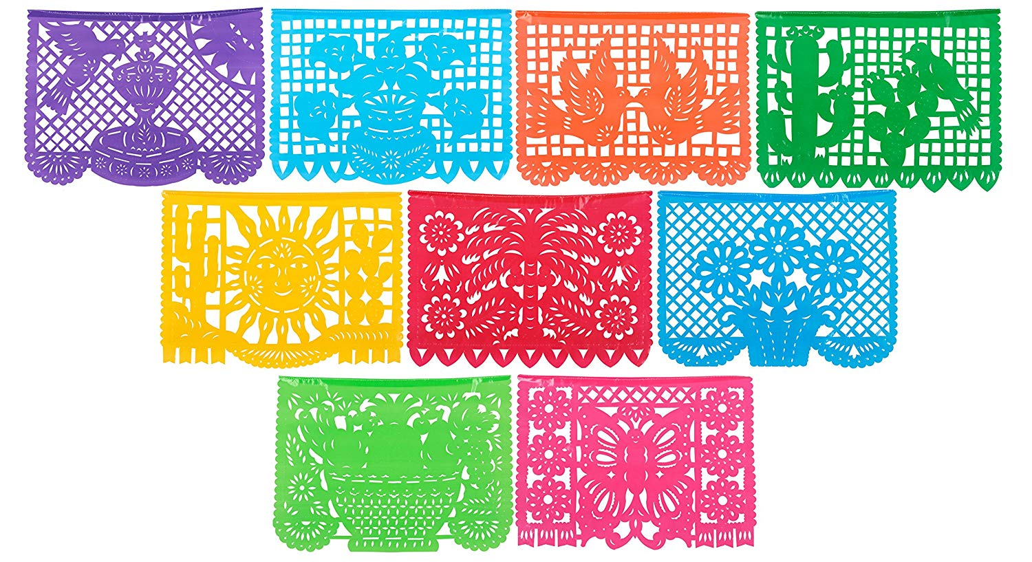 Library Of Papel Picado Graphic Library Stock Numbers