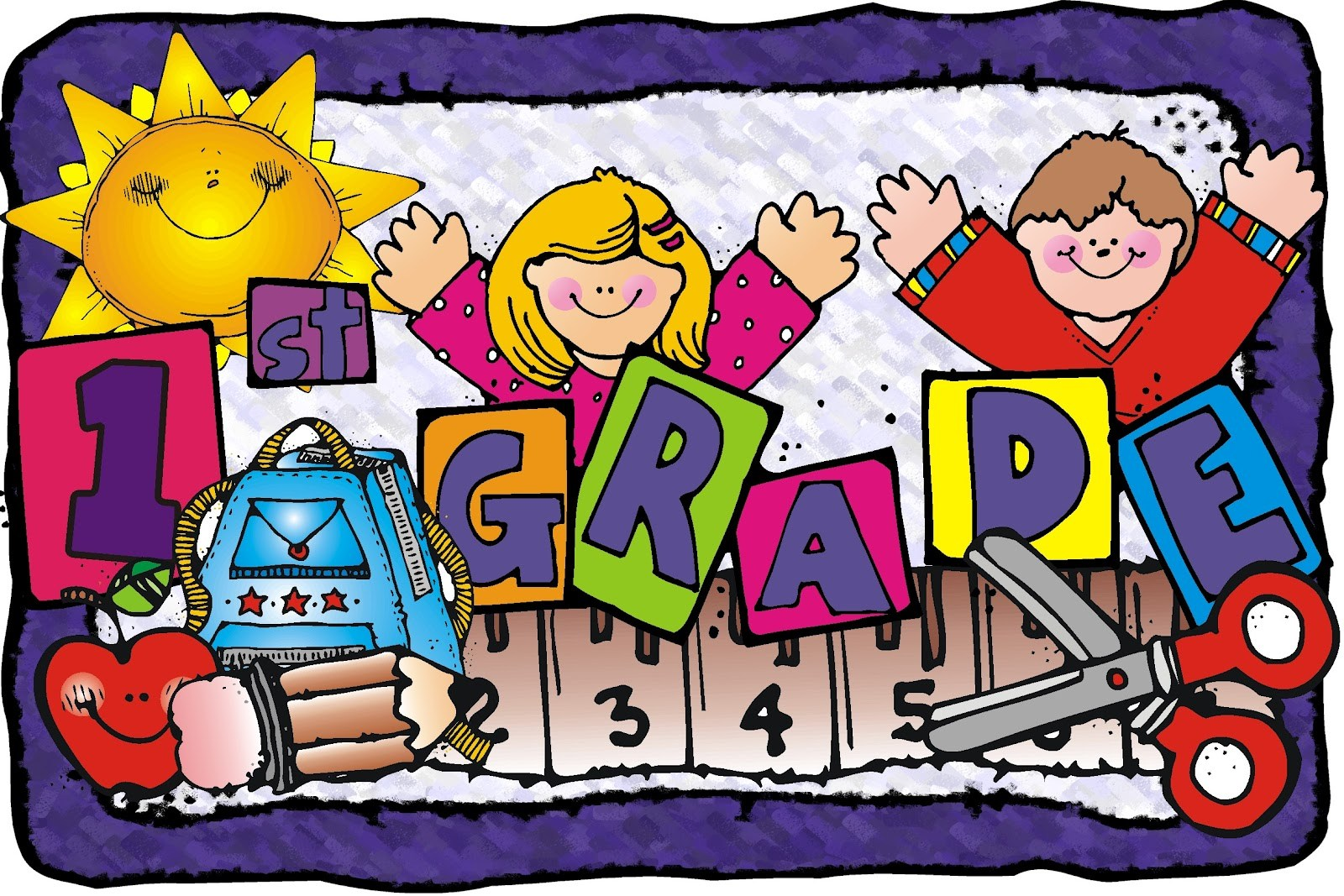Library Of Welcome To Grade 1 Free Download Files