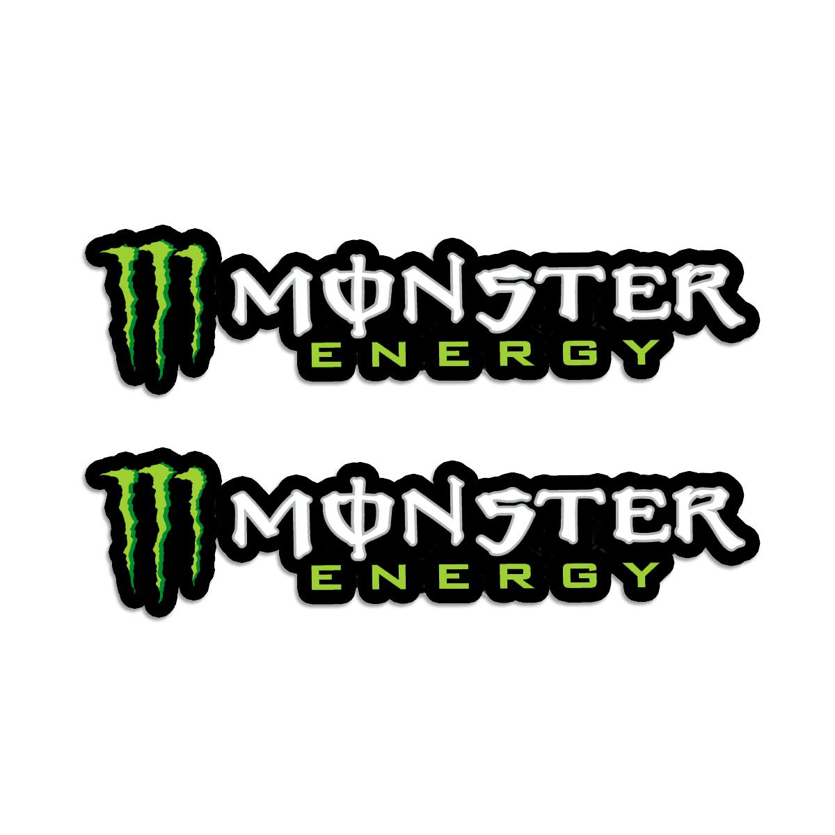 Monster Energy White