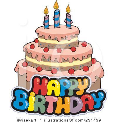 Birthday Clip Art Free Downloads Free Birthday Cake 2 Cliparting Com