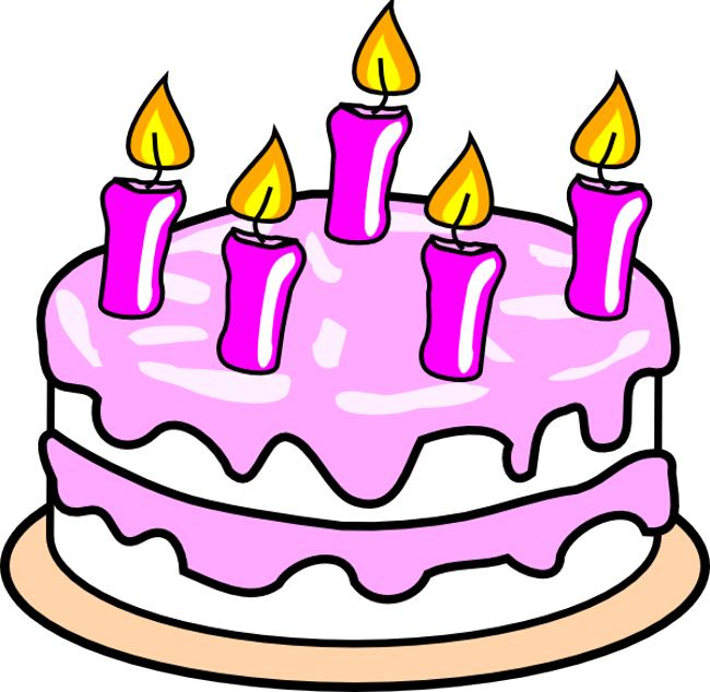 Happy Birthday Cake Clipart Free Vector For Free Download About 1 Cliparting Com