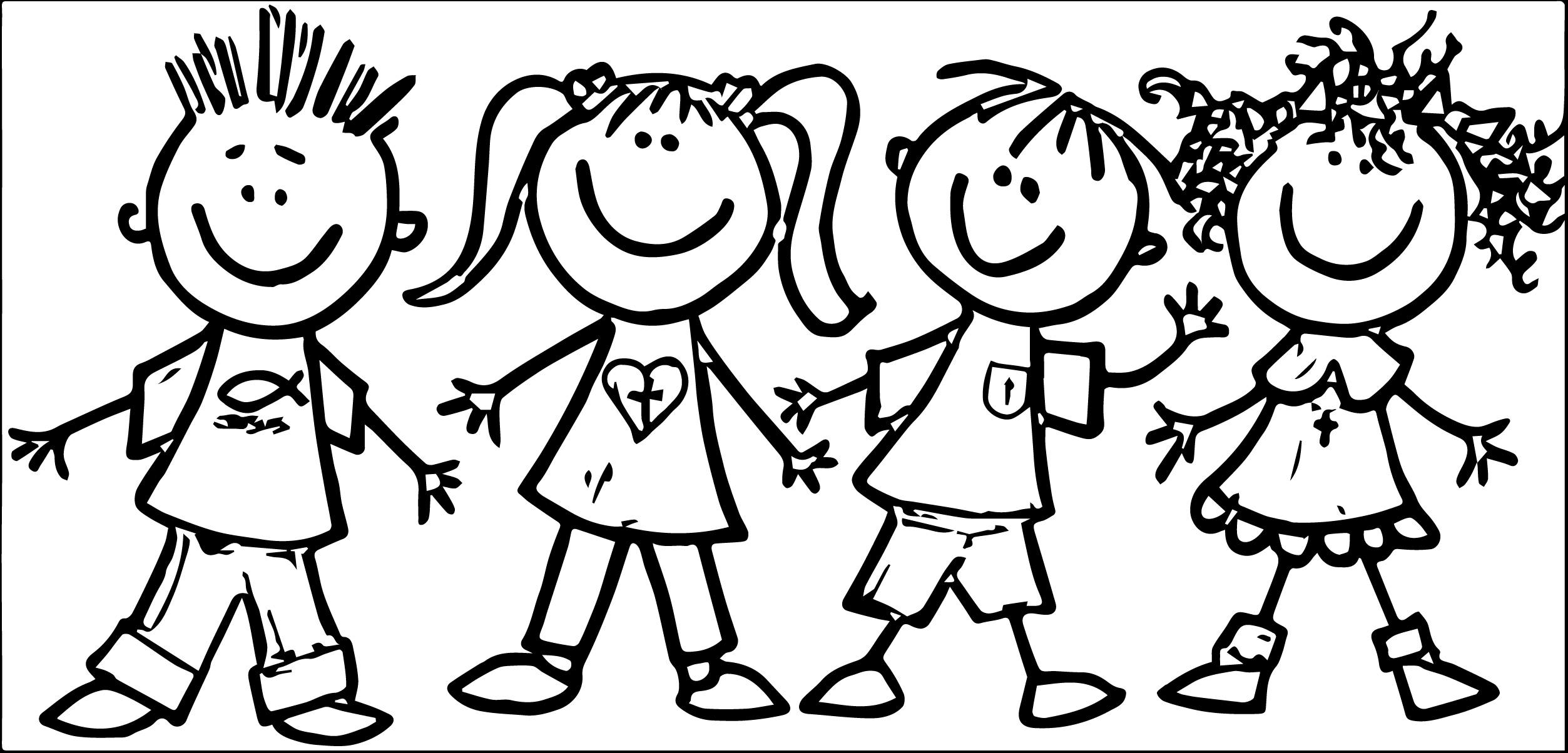 Kids Preschool Children Clipart Images Clipart Clipartix