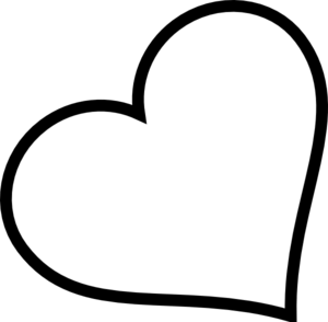 Heart Black And White Small Heart Black And White Clipart Kid Cliparting Com