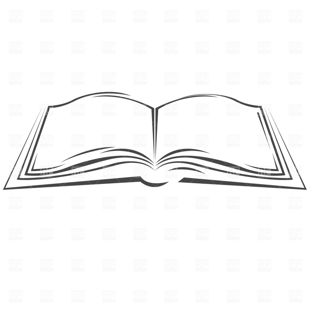 Open Book Clip Art Open Free And Toublanc Info