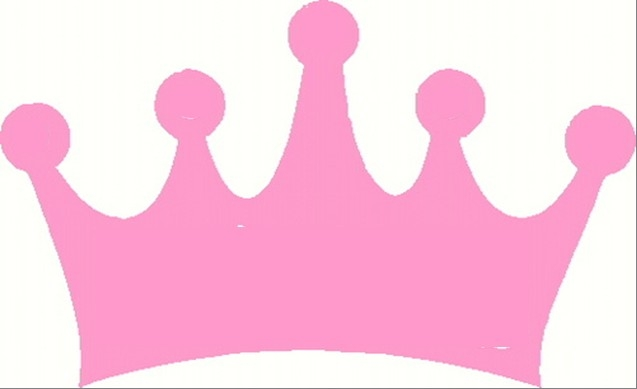 Pink Princess Crown Clipart Cliparting Com