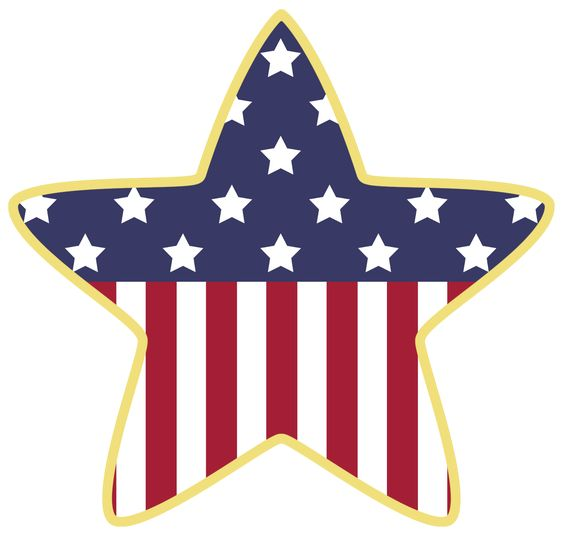 Patriotic stars clip art clipartfox - Cliparting.com (564 x 535 Pixel)