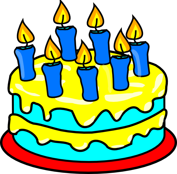 Best Birthday Cake Clipart 11695 Clipartion Com
