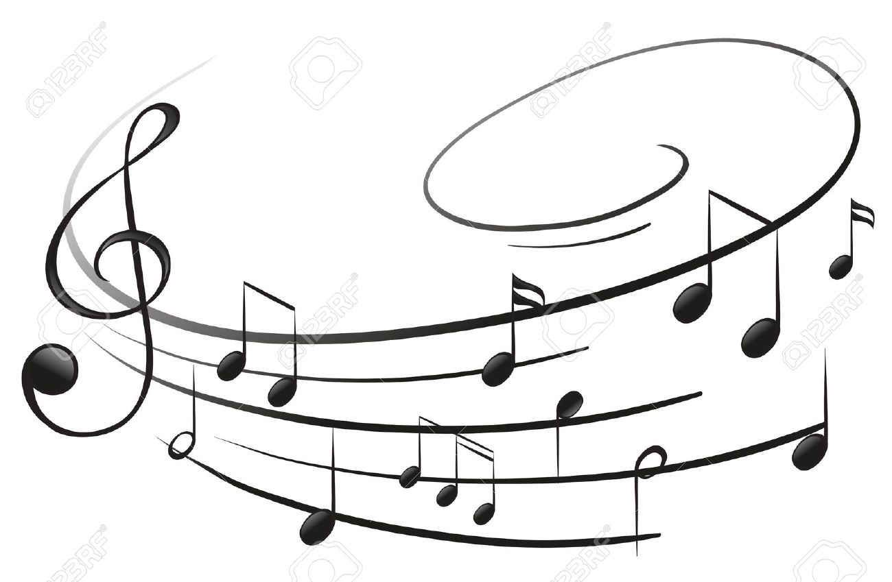 Best Black And White Music Notes