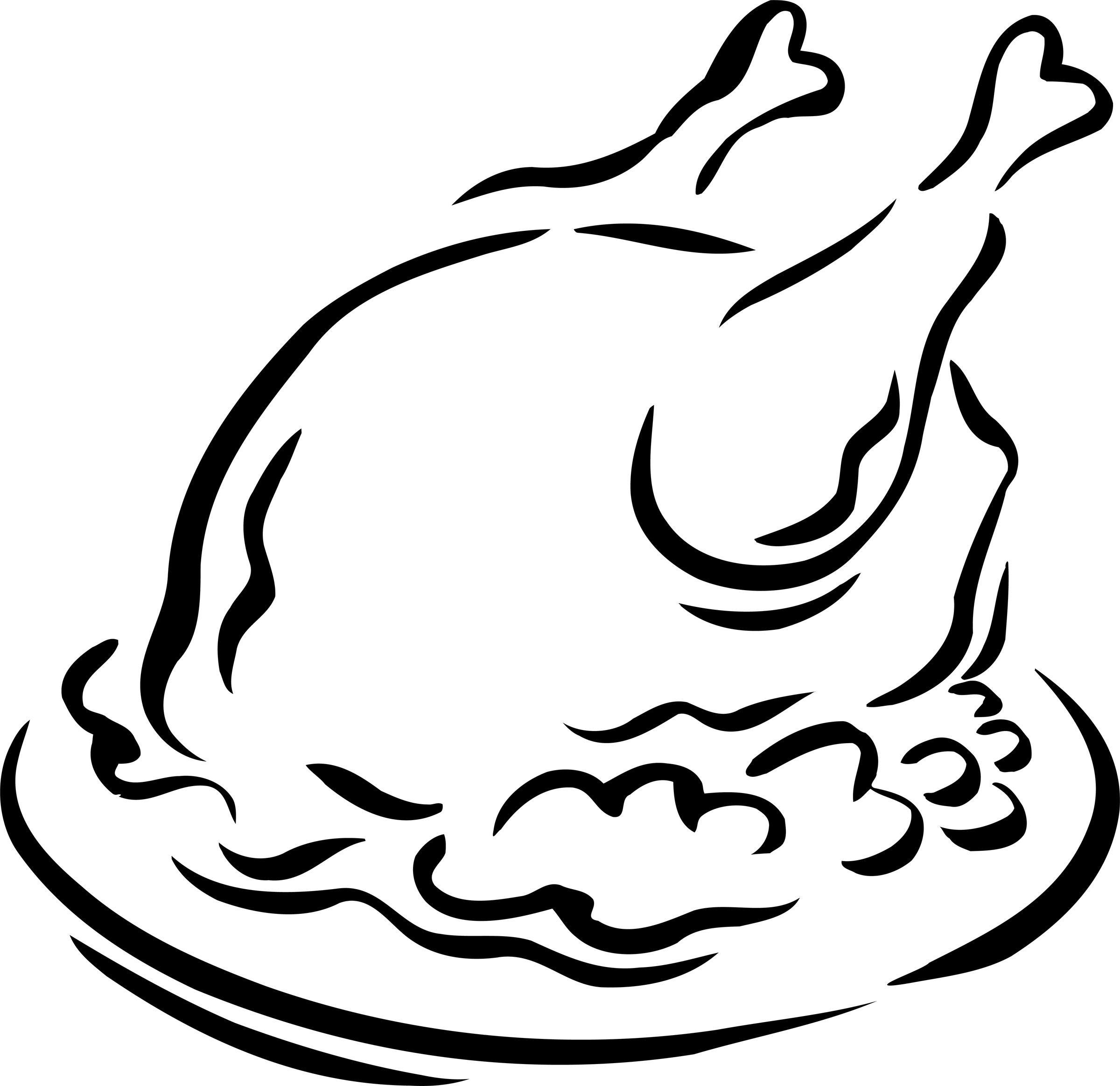 Best Cooked Turkey Clipart