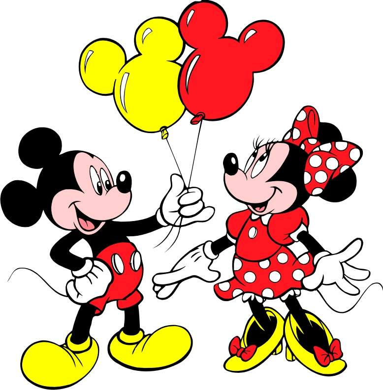 Best Mickey Mouse Birthday Clipart 18452 Clipartion Com