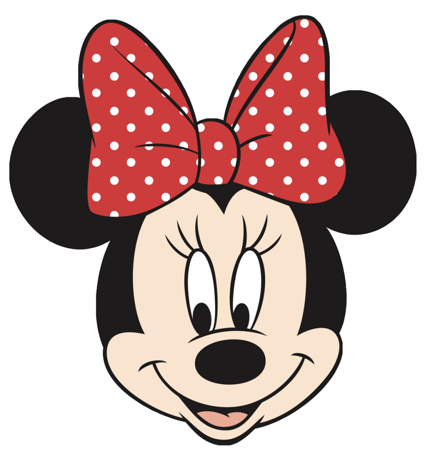 Best Minnie Mouse Head 9057 Clipartion Com