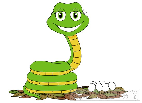 Free Snake Clipart Pictures