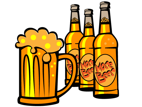 Funny Beer Clip Art Free Clipart Images