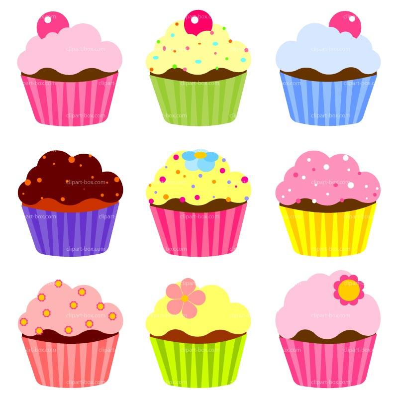 Cupcake Clipart Clipartix