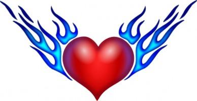 Hearts Vector Cartoon Valentine Heart Clip Art Vector Free