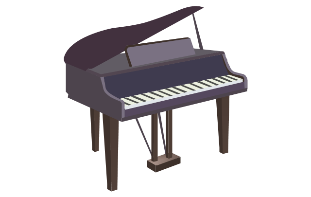 Piano Clip Art Free Clipart Images 3 Clipartcow
