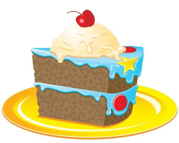 Free Cake Clip Art Pictures Clipartix
