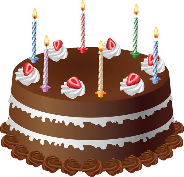 Birthday Cake Clip Art Black Clip Art Birthday Clipartix