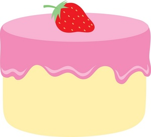 Cute Birthday Cake Clipart Gallery Free Clipart Picture