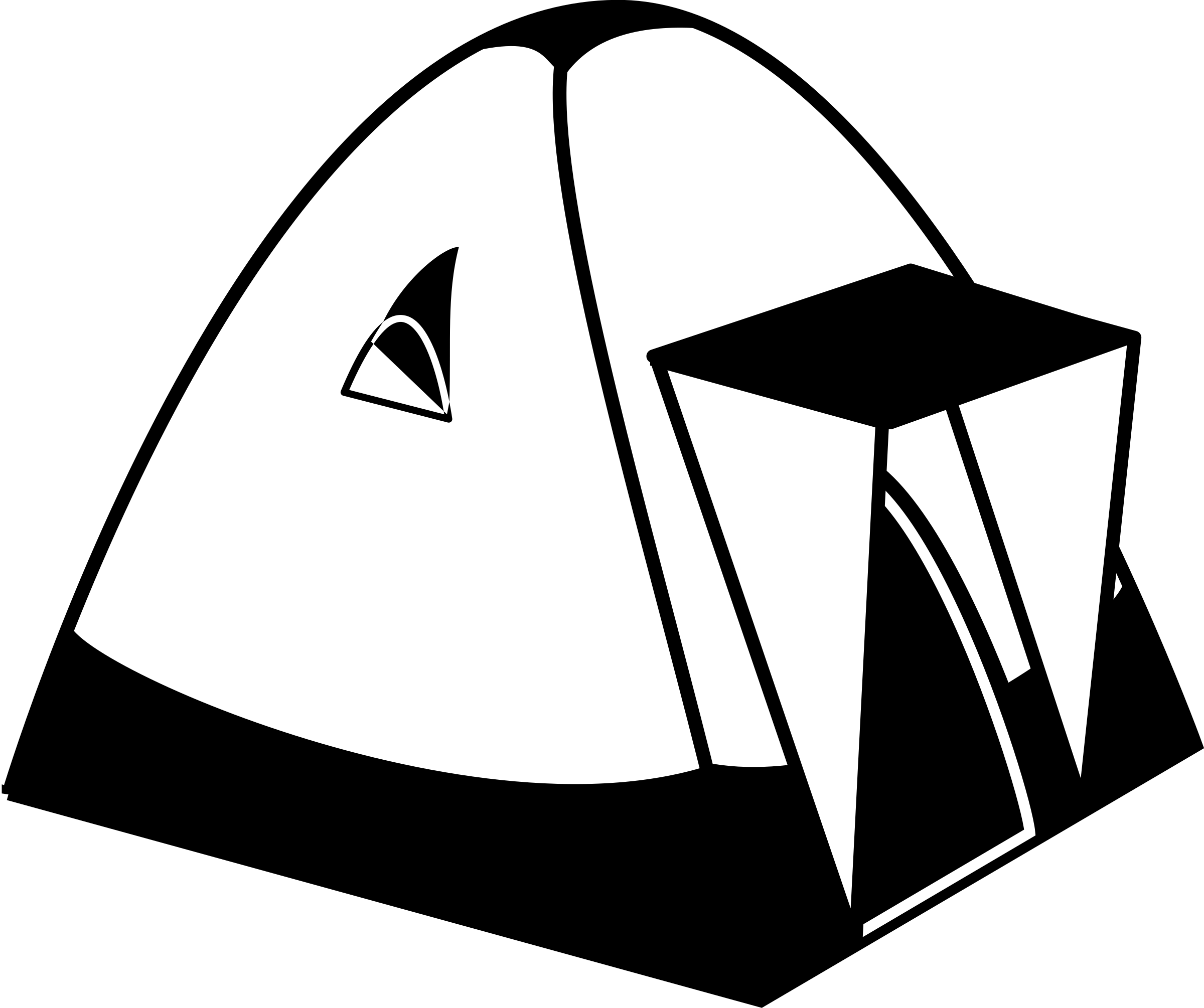 Free Tent Clipart Pictures