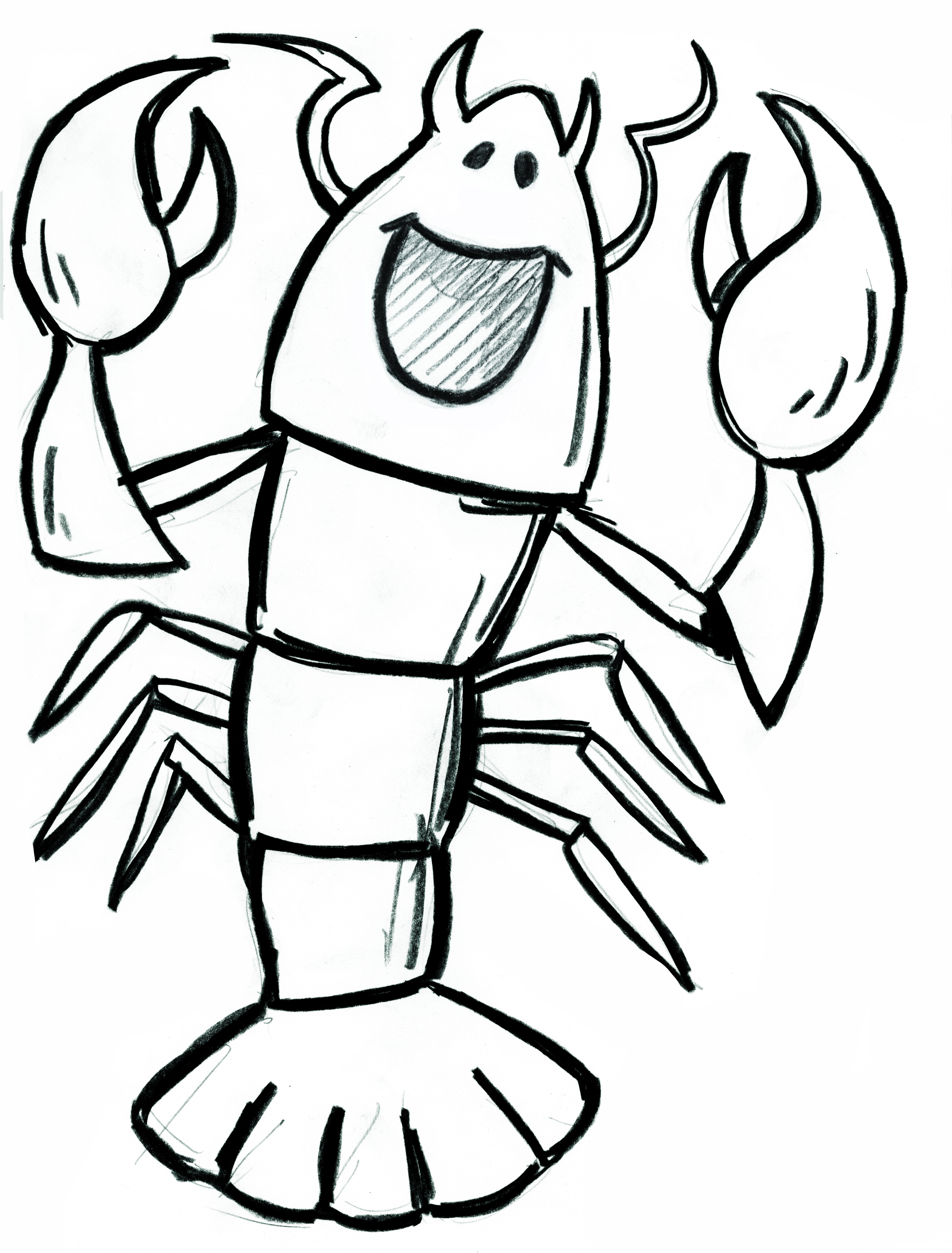 Free Lobster Clipart Pictures
