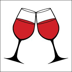 Image result for clipart wine glass