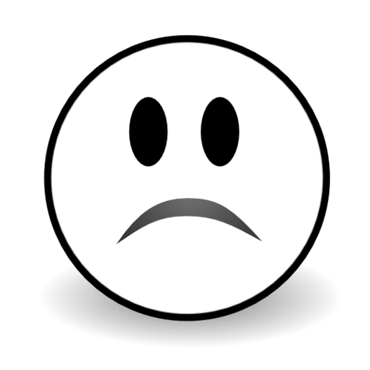 Black sad face clipart free to use clip art resource Star Wars Battlefront 2 loot crates arent really changing The EA revising the matter isnt going to affect the in game purchase system
