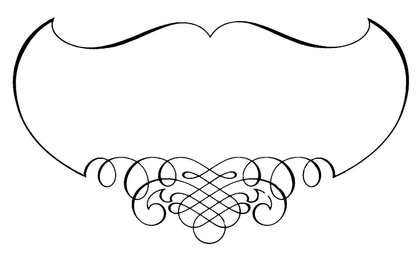 Vintage Clip Art Beautiful Crown Graphic