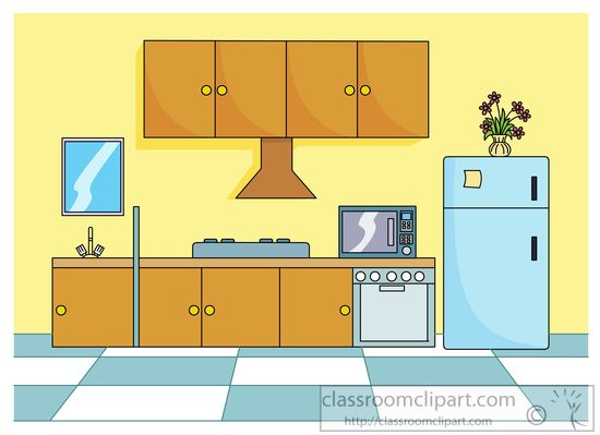 Kitchen Clipart These Your