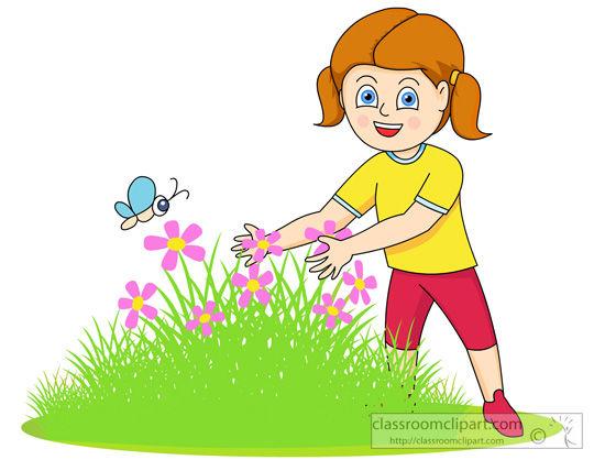 Free Garden Clipart Pictures