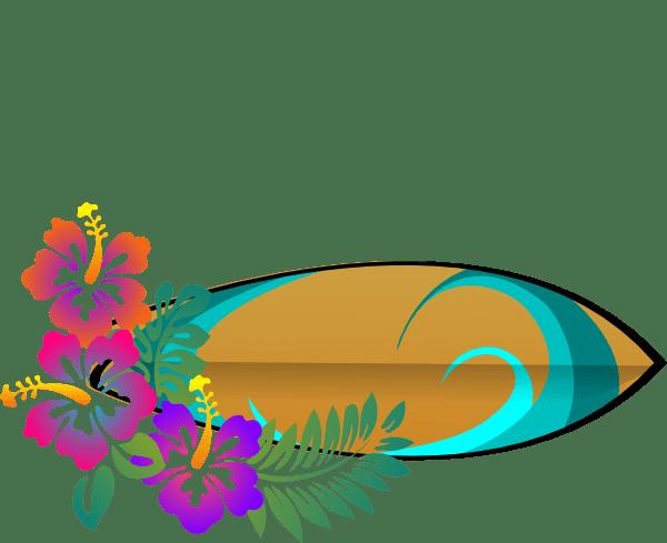 Hawaiian luau tiki flowers clipart clipart kid 7 - Clipartix (600 x 489 Pixel)