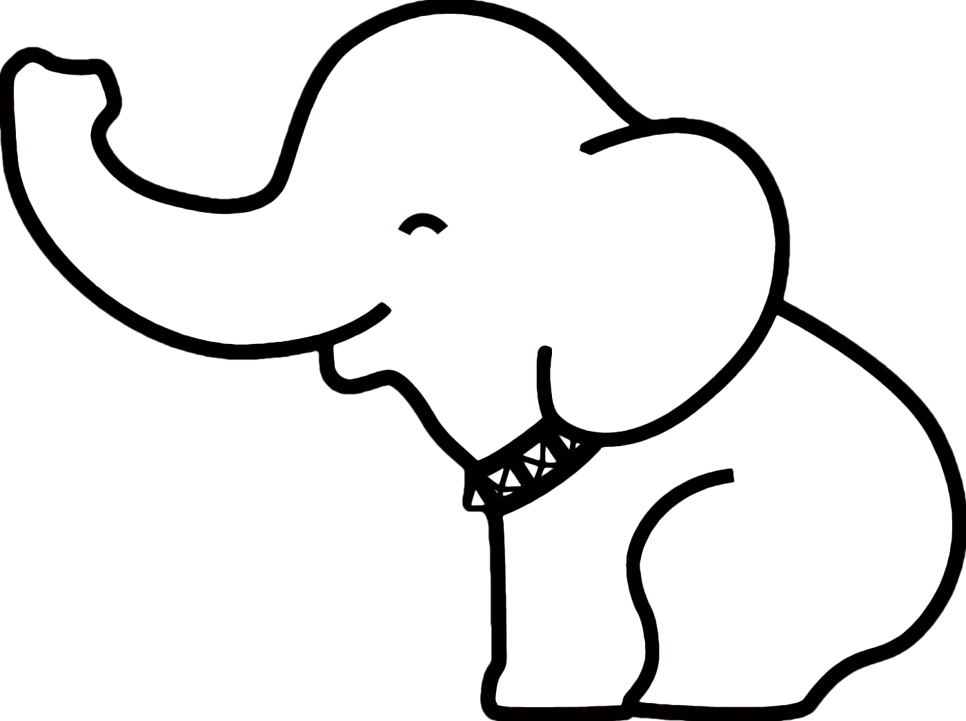 Free Baby Elephant Clip Art Pictures