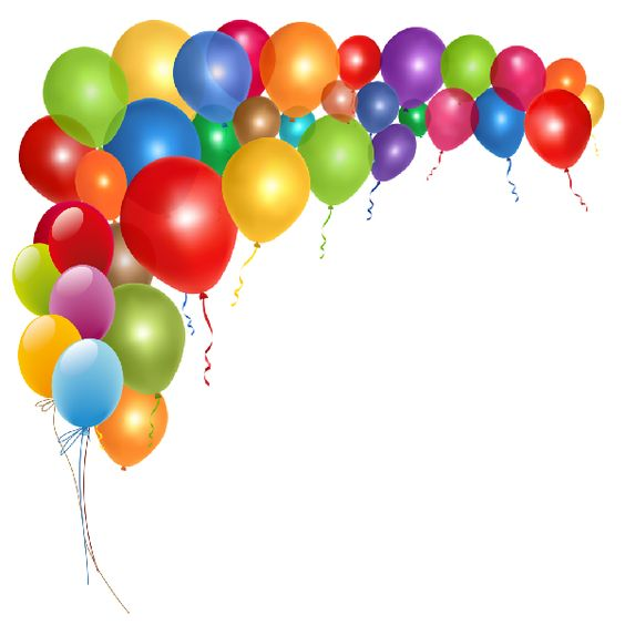 Clip Art Free And Birthday Balloons On Clipartix