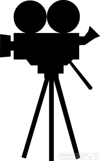Hollywood Lights Clip Art