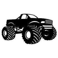Download Free clip art of monster truck clipart 5 - Clipartix