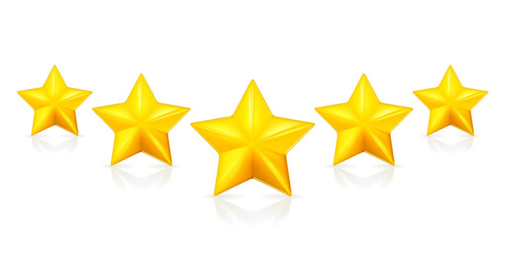 Gold star gold 5 star clipart clipartfest 3 - Clipartix (1020 x 539 Pixel)