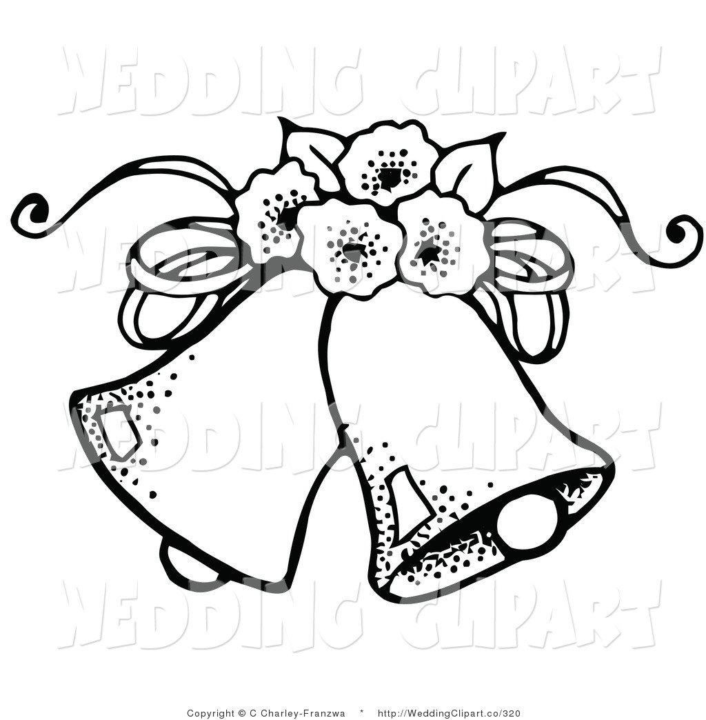 Free Wedding Bells Clipart Pictures