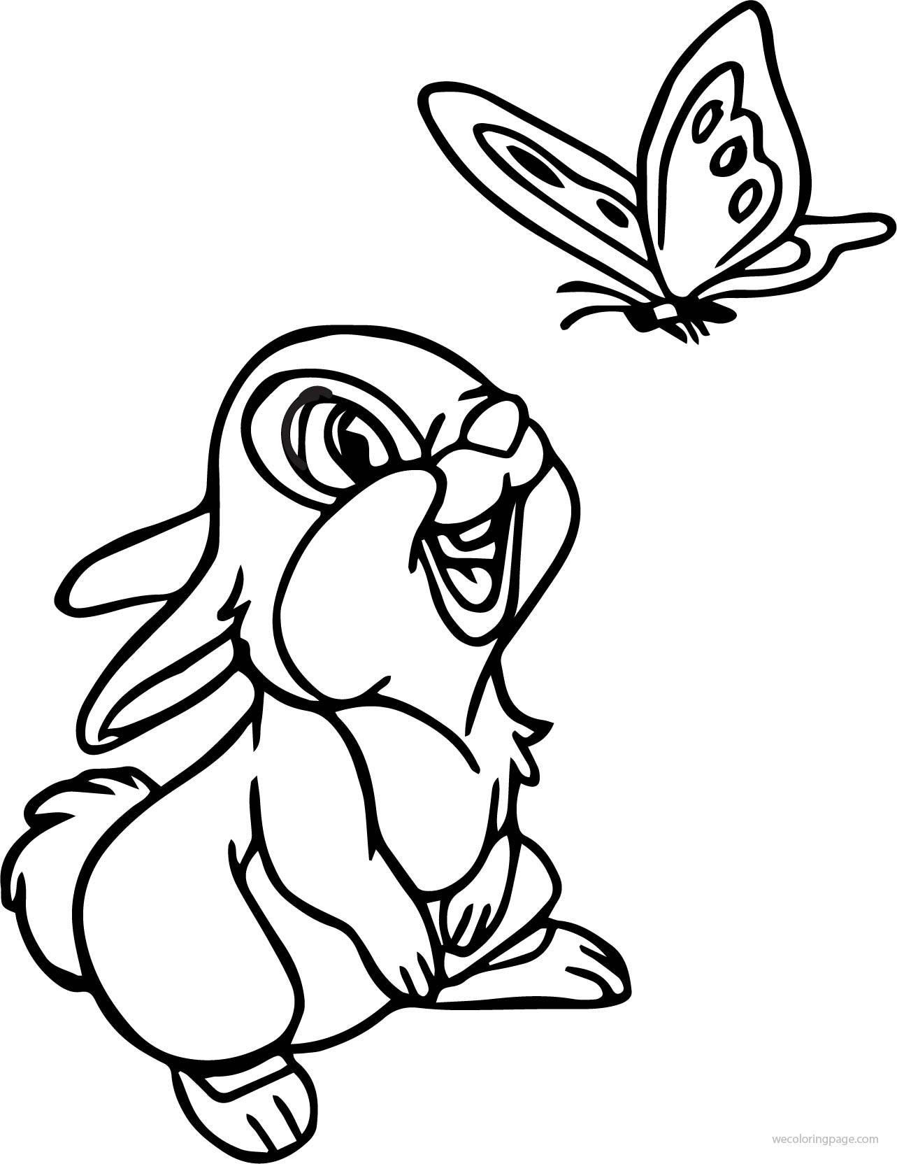 Disney Bambi Drawing