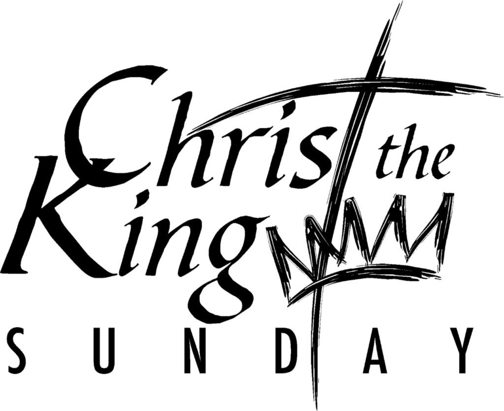 Christ The King Drawing