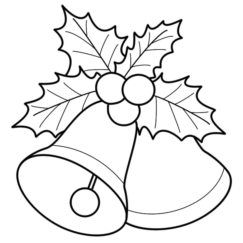 Christmas Mistletoe Drawing