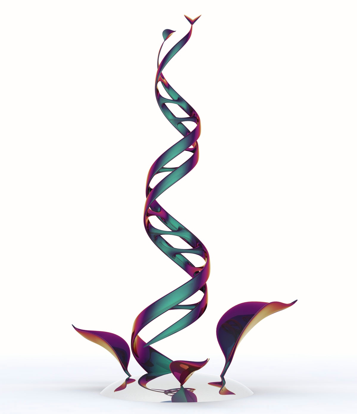 Collection Of Double Helix Clipart